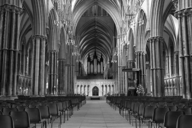 Lincoln Cathedral Interieur